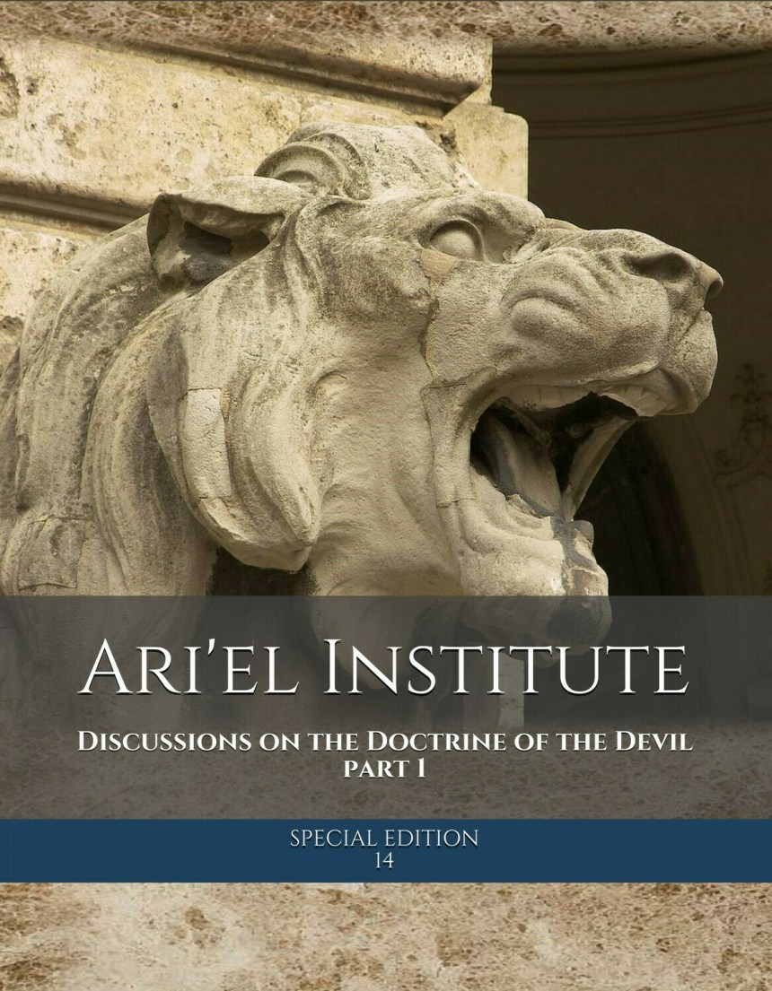 DISCUSSIONS ON THE DOCTRINE OF THE DEVIL Series COMPLETE SET