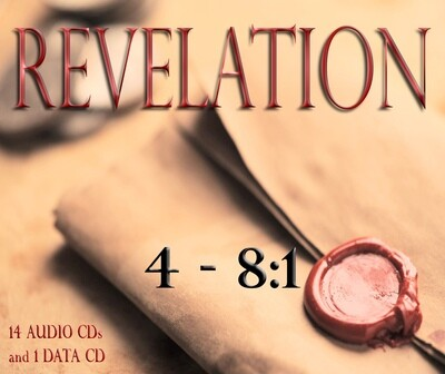 REVELATION 4:1 - 8:1