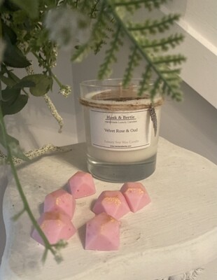 Velvet Rose & Oud 20cl Candle