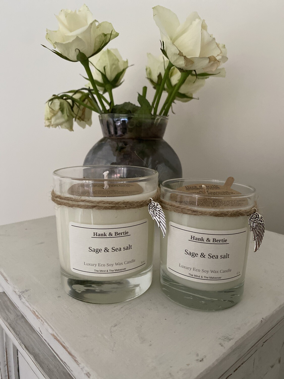 Sage & Sea Salt 20cl Candle