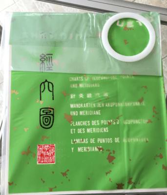 Cartas de Acupuntura Originales de China
