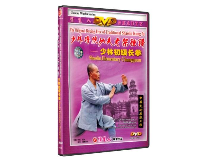 Boxeo Shaolin de ChangQuan por Shi De Yang
