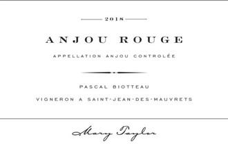 Anjou Rouge 2019 Pascal Biotteau