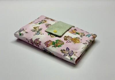 Tasche für Kissen - Elfen/Grün