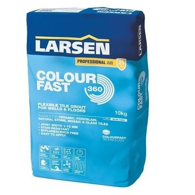 Colour Fast Flexible Grout Grey 10 kg