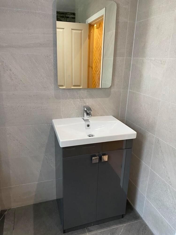 Spartia Perla Matt Porcelain Tiles 60 x 30 cm
