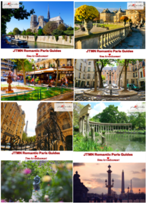 Ultimate Romantic Guide to Paris: Pack 5th to 8th Arrdt