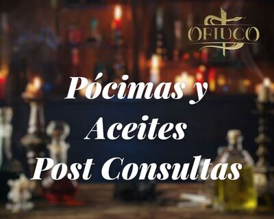Pócima Post Consultas