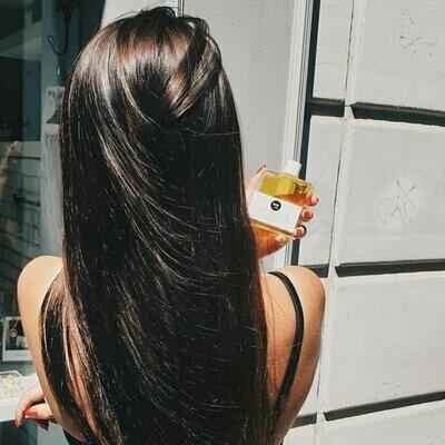 Laouta Repair Hair Oil with Sea Buckthorn & Cade
