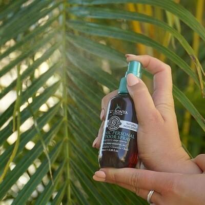 Organic Outdoor Spray