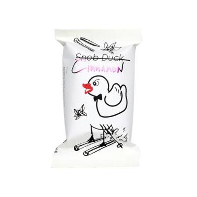 Snob Duck Cinnamon Pink Clay Soap