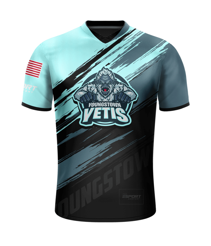 Youngstown Yetis Jerseys Home or Away