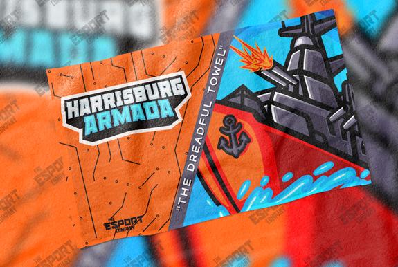 Harrisburg Armada TECtowel