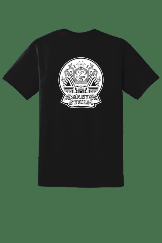 Scranton Storm Team Logo Tee