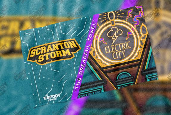 Scranton Storm TECtowel