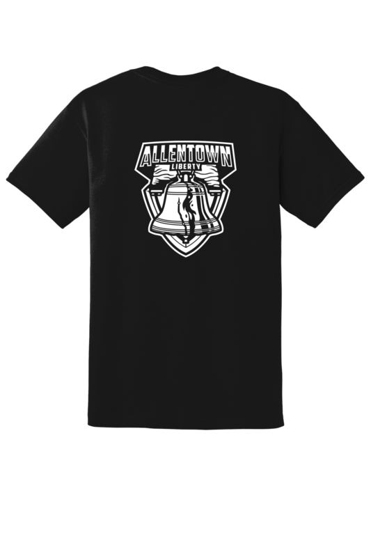 Allentown Liberty Team Logo Tee