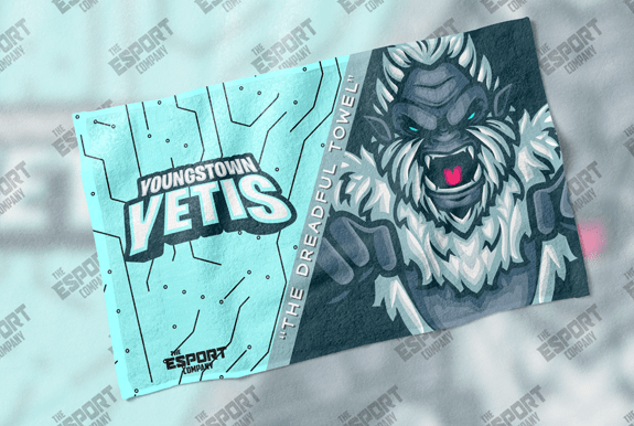 Youngstown Yetis TECtowel