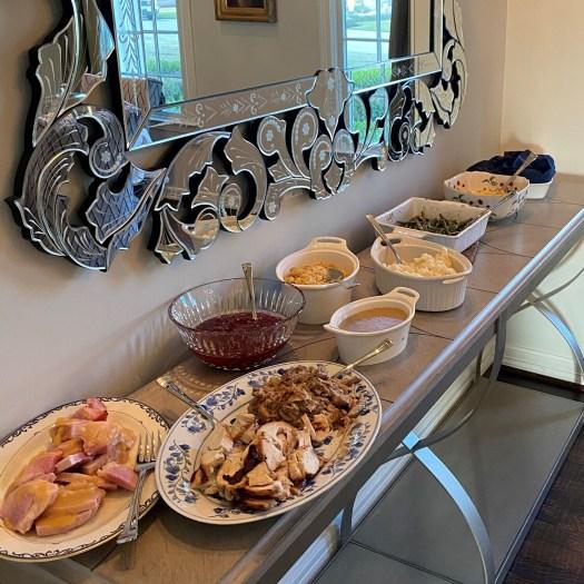 Thanksgiving Extra Mini Pie