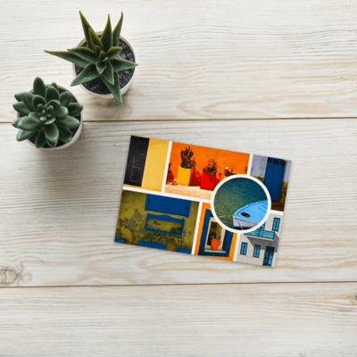 Travel Postcard #1