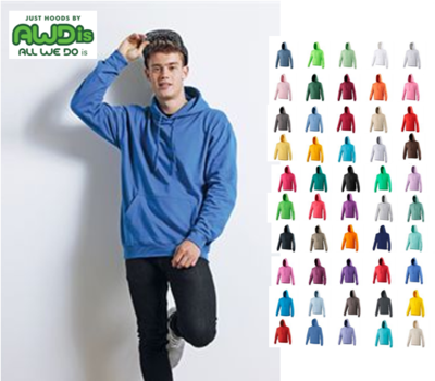 Custom Coloured Hoodie Kids size
