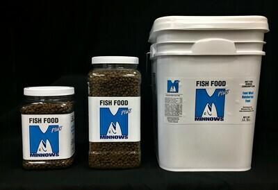 Fish Food - Large 3.0 LBS