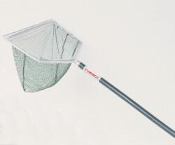 Cumings Net - Black Long Handle 12