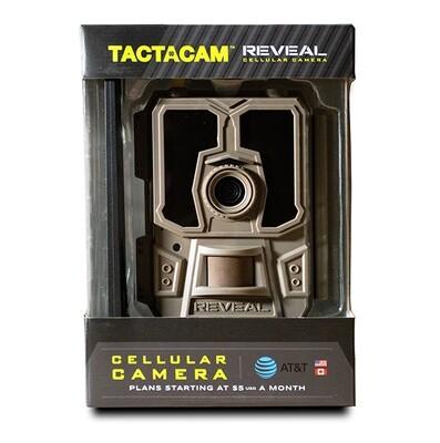 Reveal Tactacam AT@T  service