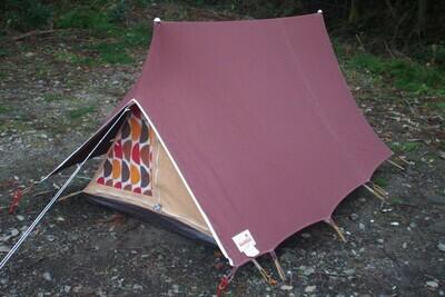マルシャルA型テント プリマベーラ120 2人用