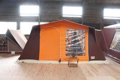 CIEL DE FRANCE by TRIGANO トリガノ フランス製 フルコットンロッジテント