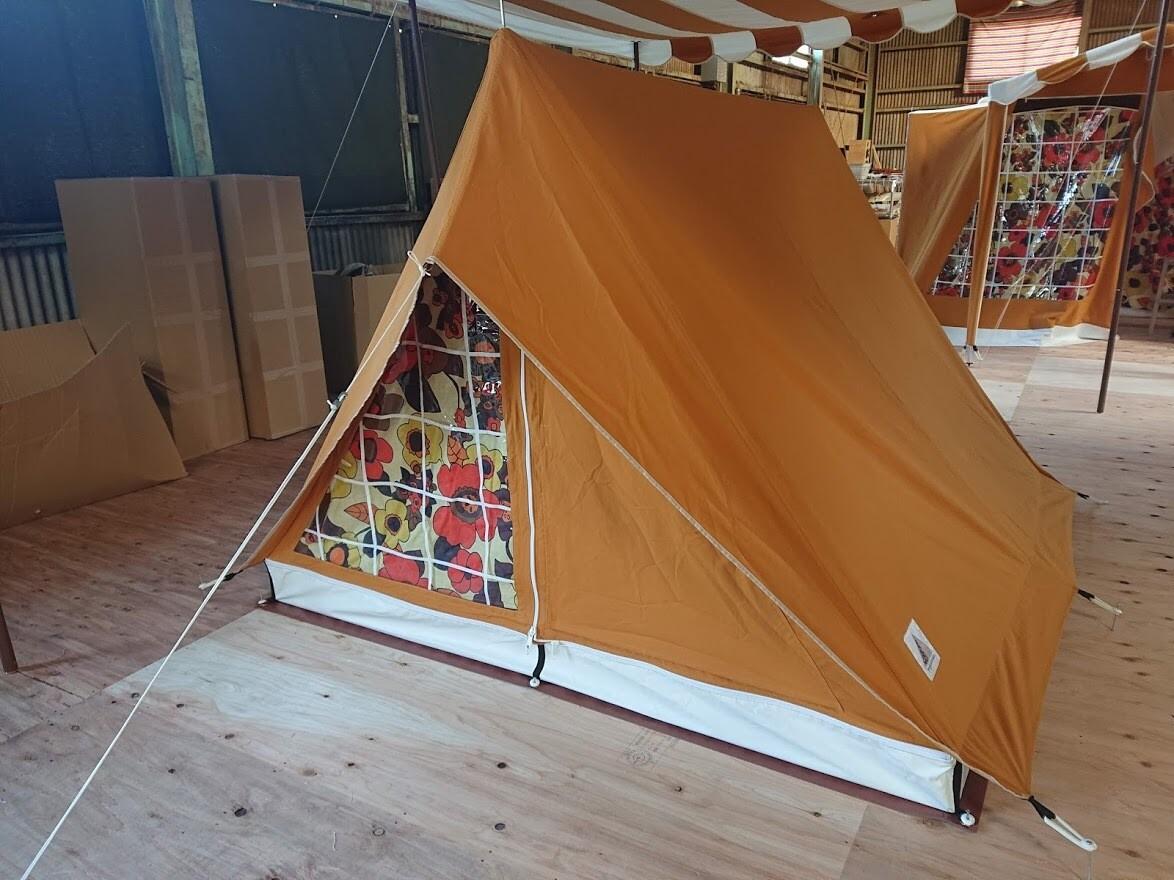 限定生産  リトルウイング3 モンブランT  A型テント 3人用
