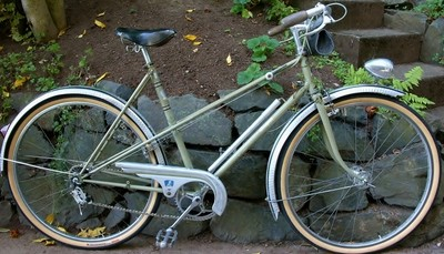 1940's Peugeot Mixte 650b-Free Shipping to U.S. & Canada!