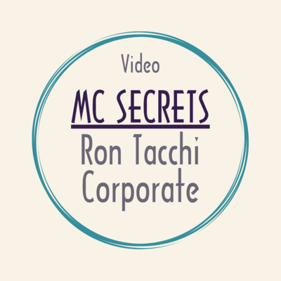 video MC SECRETS Ron Tacchi corporate