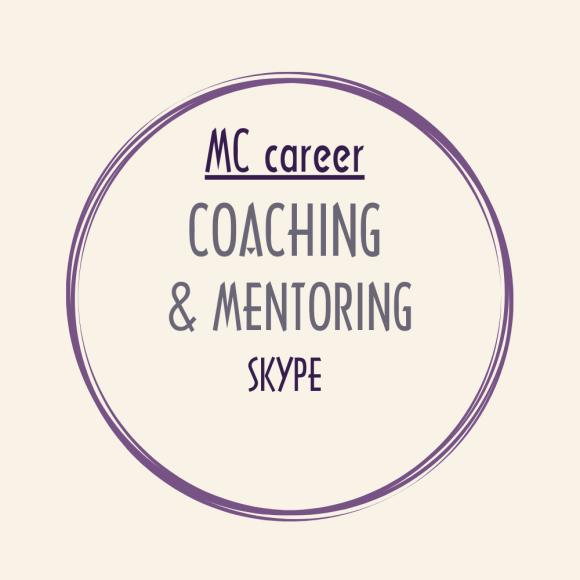 Coaching Mentoring via Skype