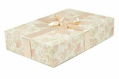 Hand Made Wedding Dress Box (Large)