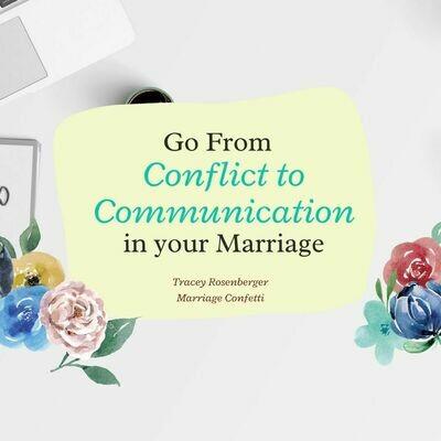 Conflict to Communication Program