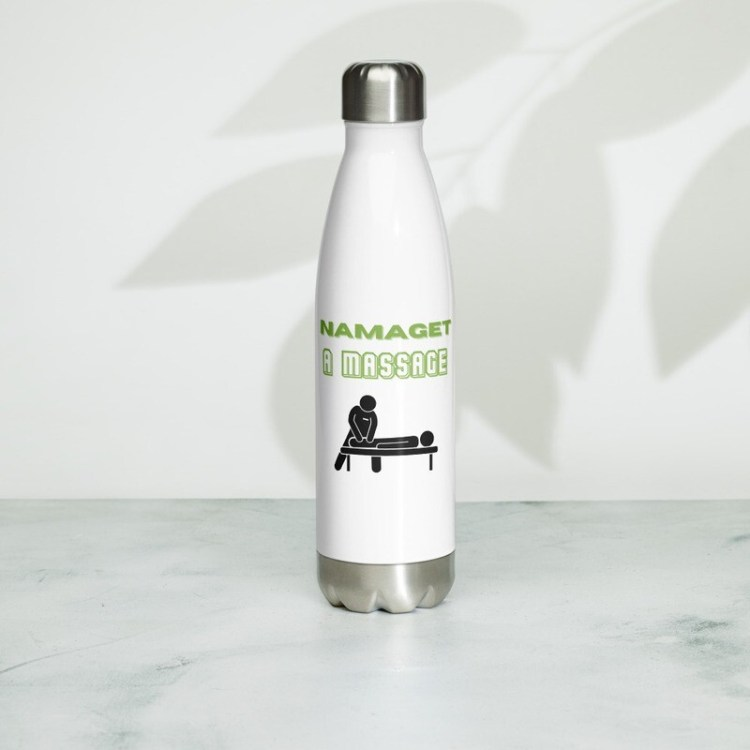 Namaget A Massage Water Bottle