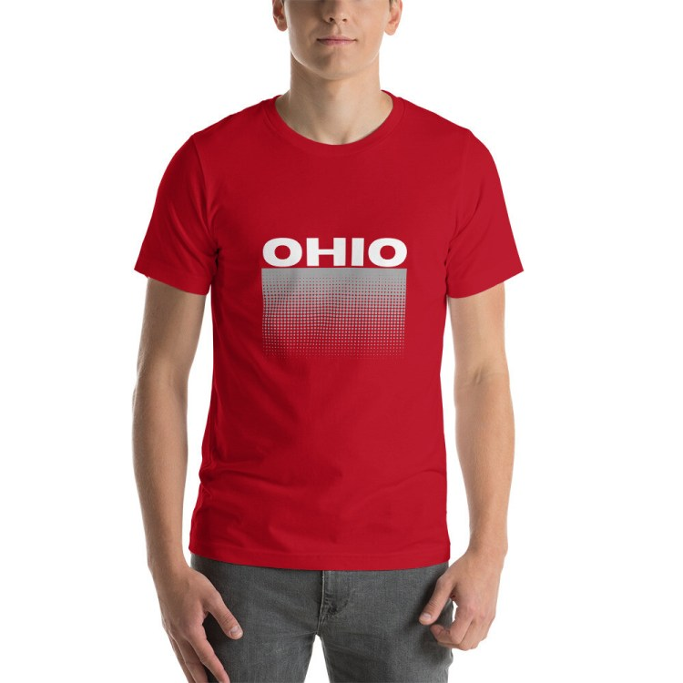 OHIO fade Unisex T-Shirt