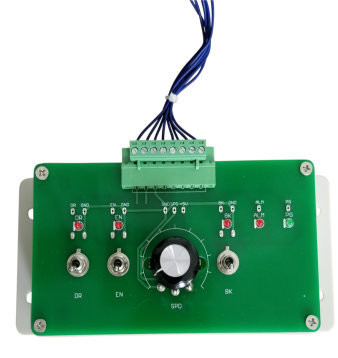 Speed Control For GlockCNC Motors