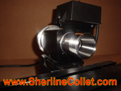 Sherline ER32 Spindle Upgraded Headstock