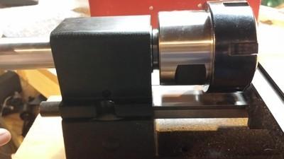 Sherline Spindle Upgrade ER50 Collet Headstock