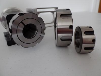 Adjustable ER Collet Nut - ER25 Size