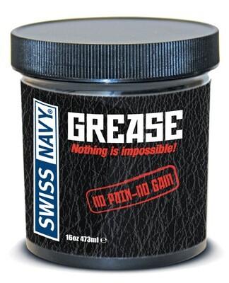 Swiss Navy Grease -Jar
