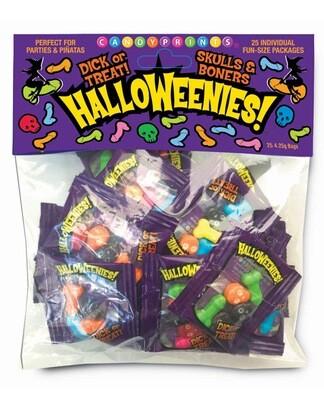 Halloweenies Minis - Bag Of 25