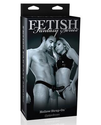 Fetish Fantasy Limited Edition Hollow Strap On - Black