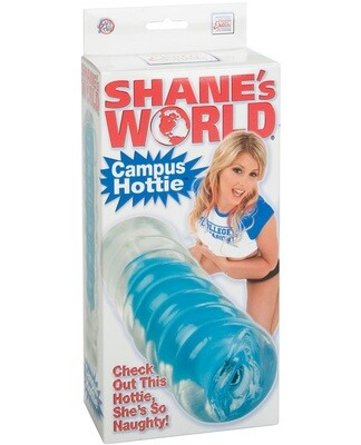 Shane's World Campus Hottie Masturbator - Blue
