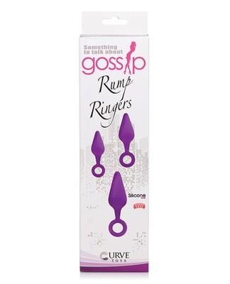 Curve Novelties Gossip Rump Ringers