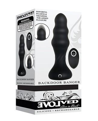 Evolved Backdoor Banger - Black