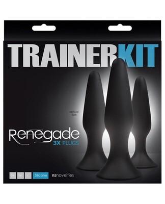Renegade Sliders Trainer Kit - Black