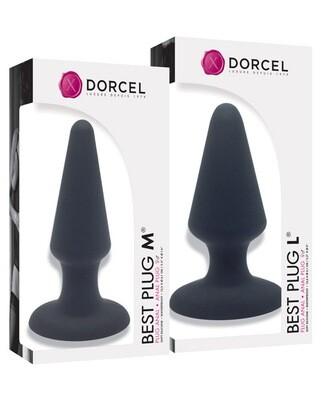 Dorcel Best Plug Expert Kit M/l - Black