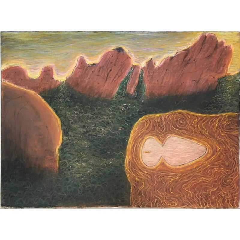 Ancestor series - Roquebrune